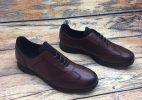 Giày Tây Xuất Nhật - Nâu