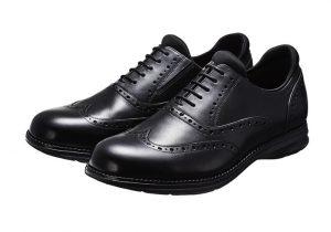 Giày Tây Xuất Nhật - Đen Oxford