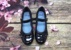 Giày Clarks Búp Bê Bé Gái - Nơ