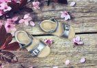 Giày Sandal Bé Gái - Bạc