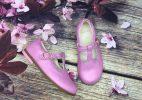 Giày Clarks Búp Bê Bé Gái - Hồng