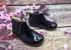Giày Boot Bé Gái - Đen