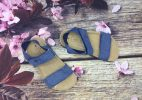 Giày Sandal Next - Xanh Jean