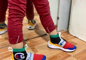 Giày trẻ em Champion