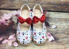 Giày Clarks bé gái