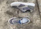 giày geox nam da WGH564-16